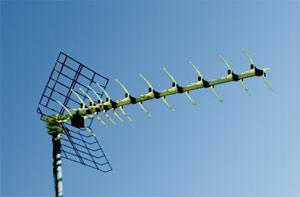 Дециметровая антенна, цифровые антенны