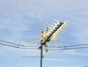 Эфирная всеволновая антенна